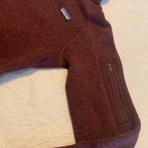 Patagonia Sweaters - Women's Better Sweater® 1/4-Zip Fleece